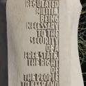 AMENDMENT II - Text close-up