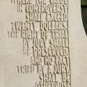 AMENDMENT VII - Text close-up